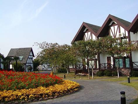 青浦61太阳岛高尔夫温泉别墅
